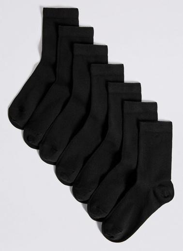 Marks & Spencer Çorap Seti Siyah